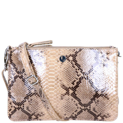 Loulou Essentiels serpentes beige