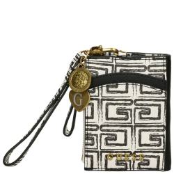 Guess card case wit