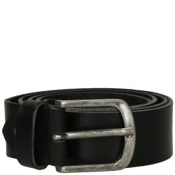DSTRCT riem 4cm zwart