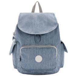 Kipling city pack blauw