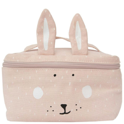 Trixie thermal lunch bag roze