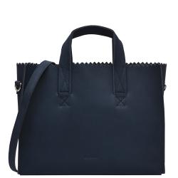 MYOMY my paper bag handbag crossbody blauw