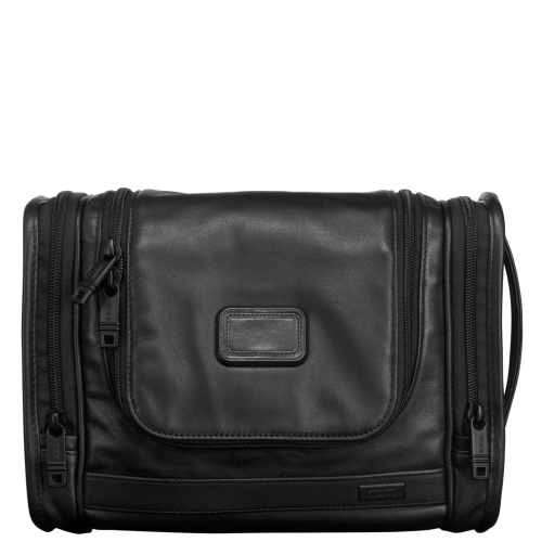 Tumi Alpha Leather Travel