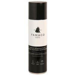 Famaco oiled leather transparant