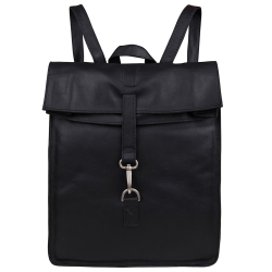 Cowboysbag hooked zwart