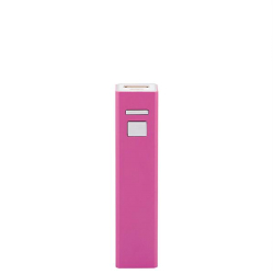 powerbank roze