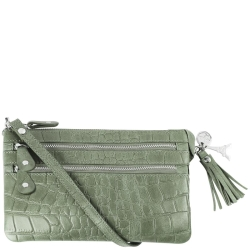 by Loulou Vintage Croco