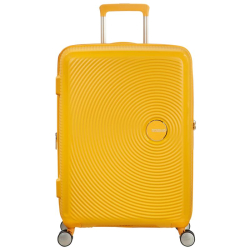American Tourister soundbox geel