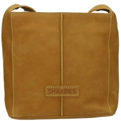 Shabbies Amsterdam Waxed Grain Leather