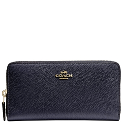 Coach Crossgrain Leather
