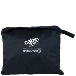 Cabin Zero raincover zwart