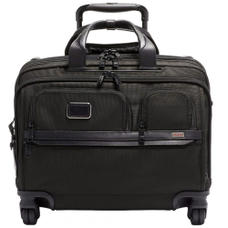Tumi alpha business zwart