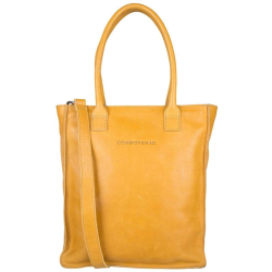 Cowboysbag plain geel