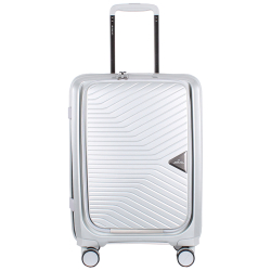 March Luggage gotthard zilver