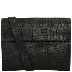 Shabbies Amsterdam Croco Printed Nappa Leather