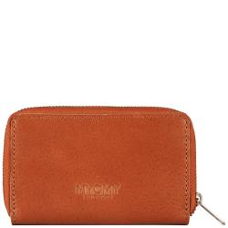 MYOMY my paper bag wallet cognac