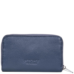 MYOMY my carry bag wallet blauw