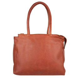 Cowboysbag business cognac