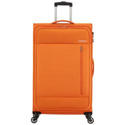American Tourister heat wave oranje