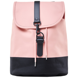 Rains drawstring backpack roze