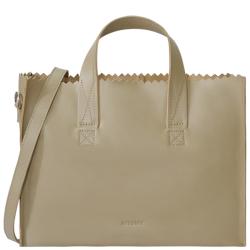 MYOMY my paper bag handbag crossbody beige