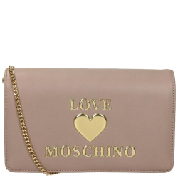 Love Moschino evening bag grijs