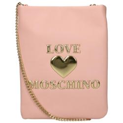 Love Moschino evening bag roze
