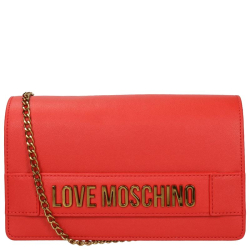 Love Moschino evening bag rood
