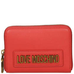 Love Moschino lettering love moschino rood