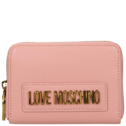 Love Moschino lettering love moschino roze
