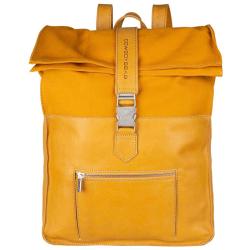 Cowboysbag back to school geel