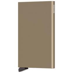 Secrid cardprotector beige