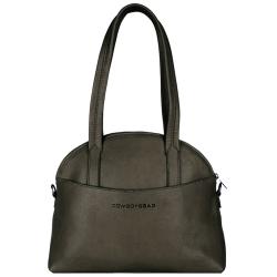 Cowboysbag clean groen