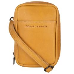 Cowboysbag raw geel