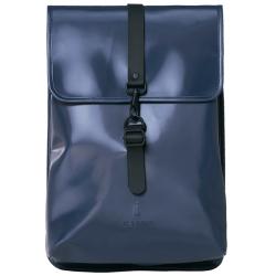 Rains rucksack blauw