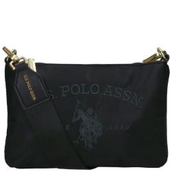 U.S. Polo Assn. springfield zwart
