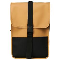 Rains buckle backpack mini groen