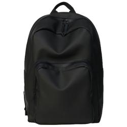 Rains base bag zwart