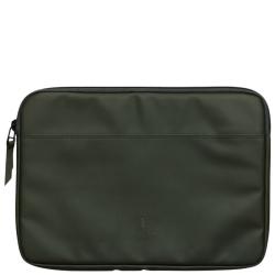 Rains laptop case 15 groen