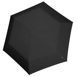 Knirps ultra series zwart