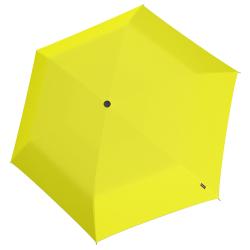 Knirps ultra series geel