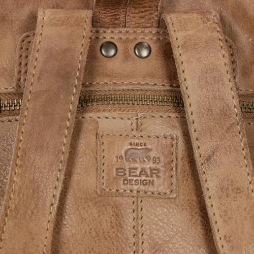 Bear Design Cow Lavato bruin