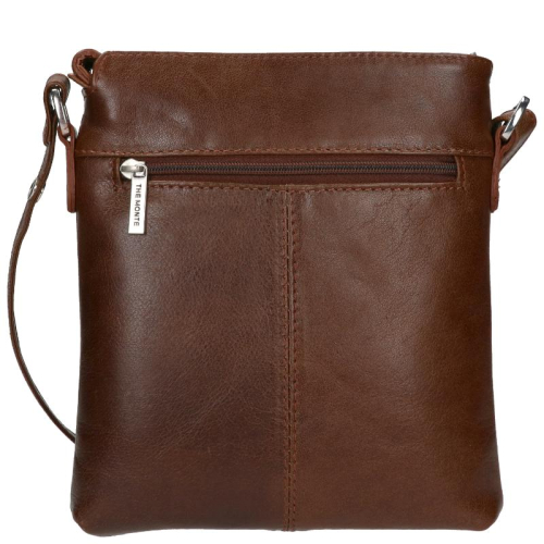 the Monte Buff Leather bruin