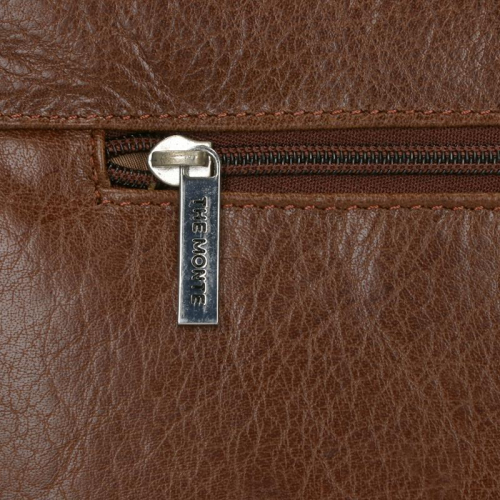 the Monte Buff Leather bruin