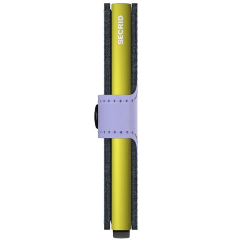 Secrid Miniwallet paars