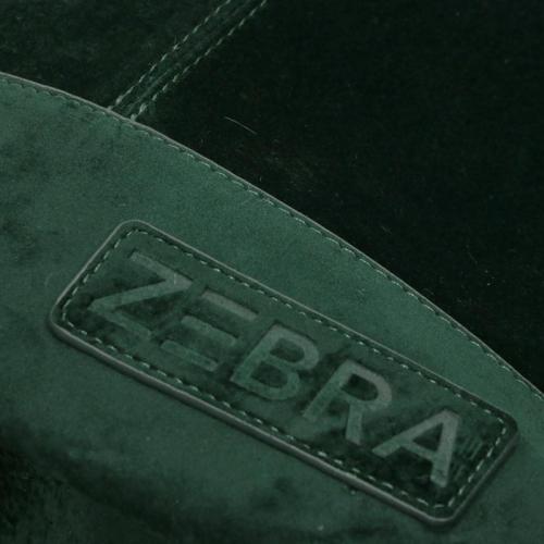 Zebra Trends Natural Bag Kartel rits groen