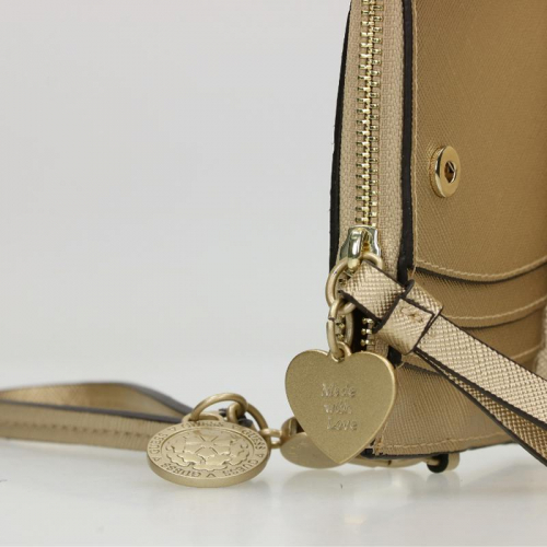 Guess Card Case goud