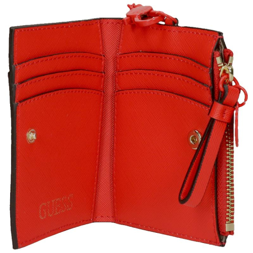 Guess Card Case rood