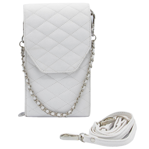Mosz Quilted wit