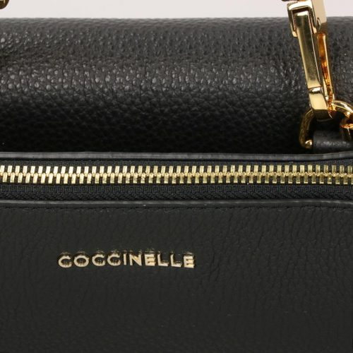 Coccinelle Arlettis zwart